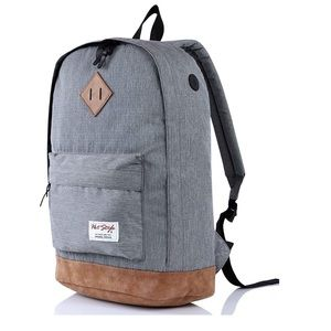 Hot style gray backpack